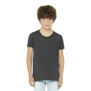 Bella+Canvas� Youth Jersey Short Sleeve Tee