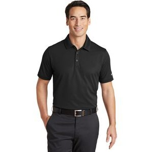 Nike Adult Golf Dri-FIT Solid Icon Pique Polo Shirt