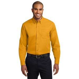 Port Authority� Tall Easy Care Long Sleeve Shirt