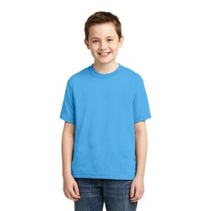 JERZEES� Youth Dri-Power� 50/50 Cotton/Poly T-Shirt