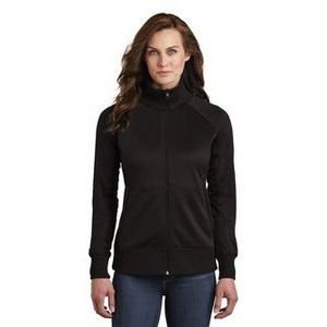 The North Face® Ladies' Tech Full-Zip Fleece Jacket