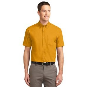 Port Authority� Easy Care Short Sleeve Shirt