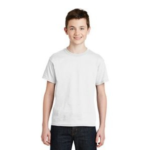 Gildan® Youth DryBlend® 50 Cotton/50 Poly T-Shirt