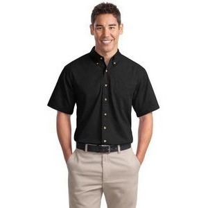 Port Authority® Short Sleeve Twill Shirt