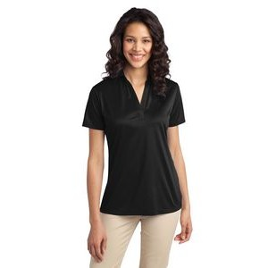 Ladies Port Authority� Silk Touch� Performance Polo Shirt