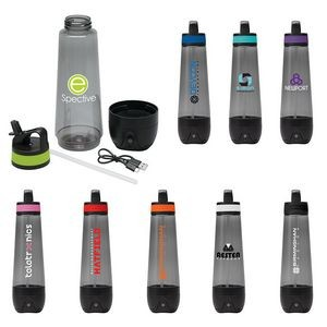 Perka Acadia I 25 oz. Tritan Speaker Bottle