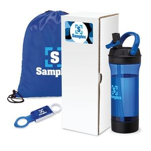 Workout 3-Piece Fitness Gift Set