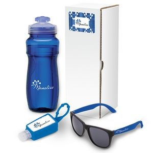 Tranquility 3-Piece Wellness Gift Set
