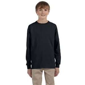 Jerzees Youth 5.6 oz. DRI-POWER� ACTIVE Long-Sleeve T-Shirt