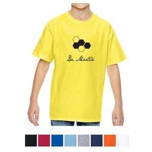 Hanes® Youth Nano-T® Cotton T-Shirt