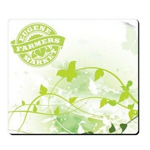 "BIC® Fabric Surface Mouse Pad (7 1/2""x8 1/2""x1/4"")"